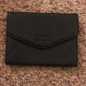 Aimee Kestenberg Pebble Leather Wallet